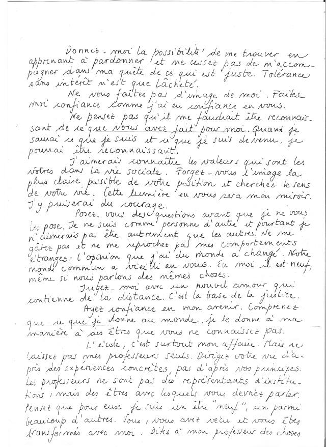 Lettre aux parents JPA 3